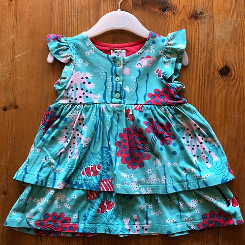 Polarn O'Pyret Dress 6-9 months