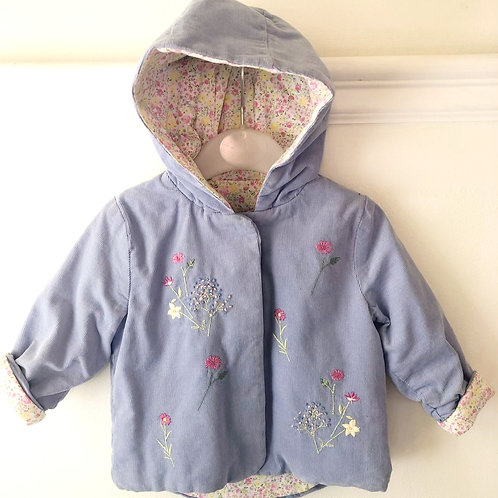 Mothercare Soft Jacket 3-6 months
