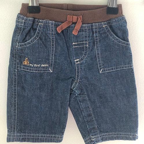 Gap Denim Trousers 0-3 months