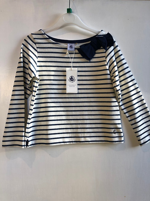 Petit Bateau Long Sleeved T-shirt 5 years