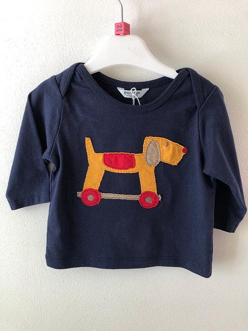 Boden Long Sleeved T-shirt 0-3 months