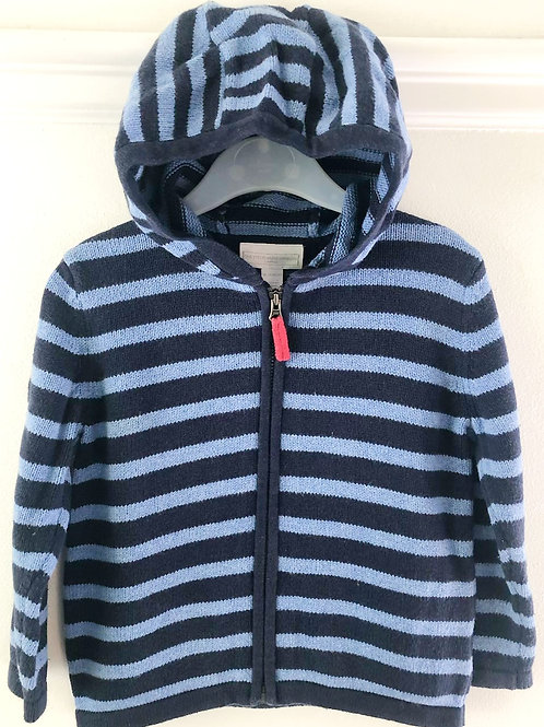 Little White Company Cardigan 18-24 months