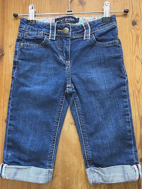 Boden 3/4 trousers 4 years
