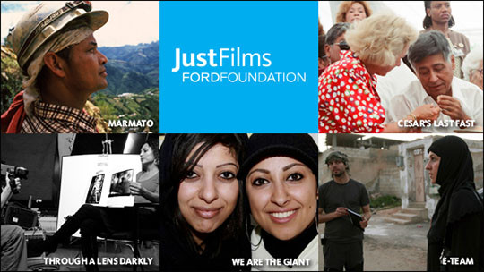 Five Ford Foundation JustFilms-Supported Projects Premiere at Sundance Film Festival