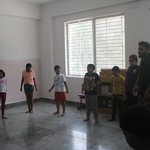 Theater Workshop @ PNC Cognitio