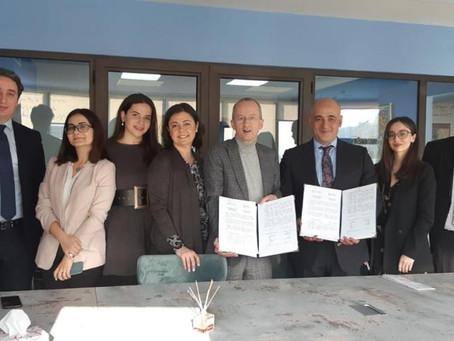 Protocole d'accord entre TK & Partners et l' UFAR