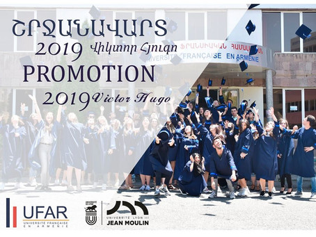 Promotion 2019 Victor Hugo