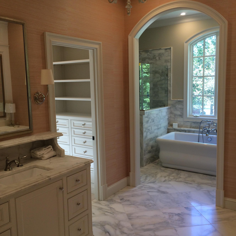 Peek bathroom remodel 2