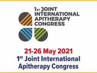 API  vrtec na 1. združenem mednarodnem kongresu apiterapije (IFA, FELAPI in ApiDer)
