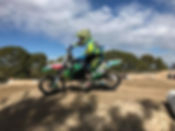 Circuito de motocross Chella