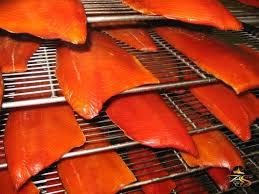 Cold Smoked Salmon - Full Side (1.3 kg minimum)