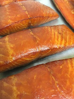 Hot Smoked Salmon  (Various Sizes)