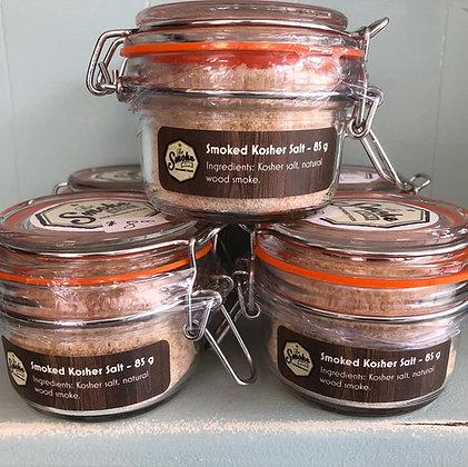 Smoked Kosher Salt