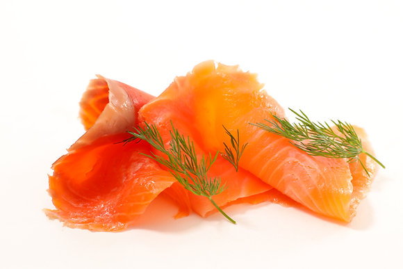 Cold Smoked Steelhead Trout, Ocean Wise Recommended