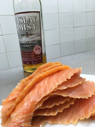 Scotch Cold Smoked Salmon