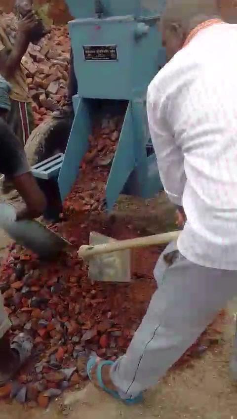 Brick Breaking Machine