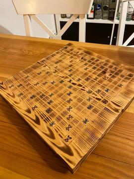 Spielbrett (Scrabble)