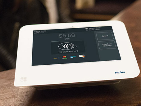 Cannabis Merchants can accept Payments on Smart Terminals like Poynt and Clover.