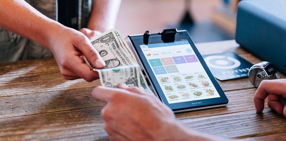 Cash Discount on eHopper, Poynt Hardware