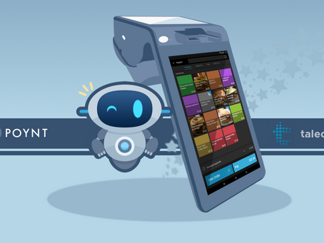 talech POS available on Poynt Hardware