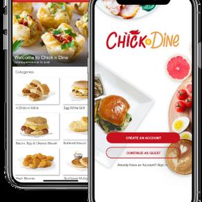 Online Ordering Strategy for Restaurants