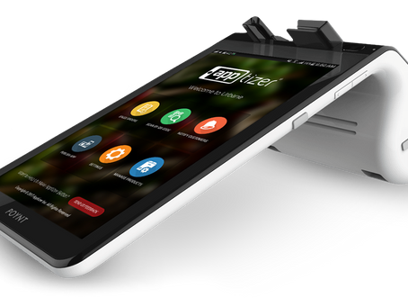 Apptizer allows Order-Ahead on Poynt