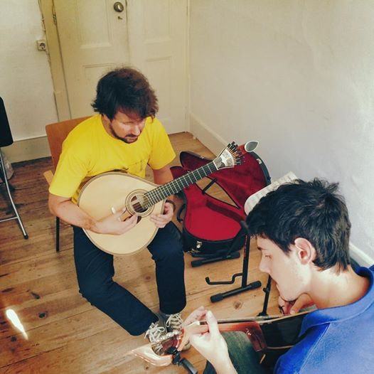 H. Gamboias e Nuno Duarte