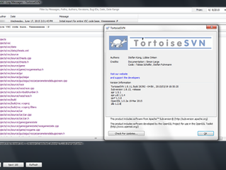 VSC DB #2 – IT setup, version control.