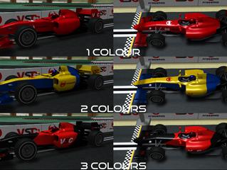VSC DB #8 – Car variants, GUI & HUD updates, Logos, Barriers and more.