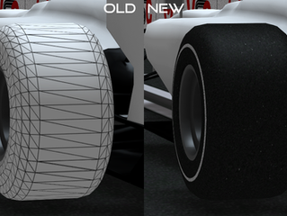 VSC DB #6 - Tyres, Cubemaps, Basements and more