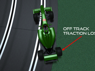 VSC DB #9 – Wheel traction, Game-pad configuration, collision geometry and more.