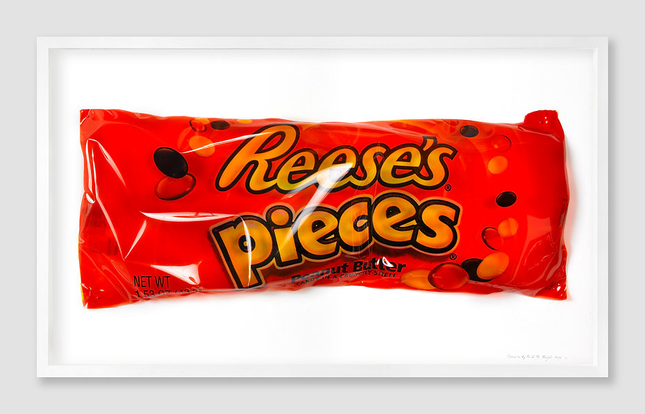 Reese's Pieces - Artist in London