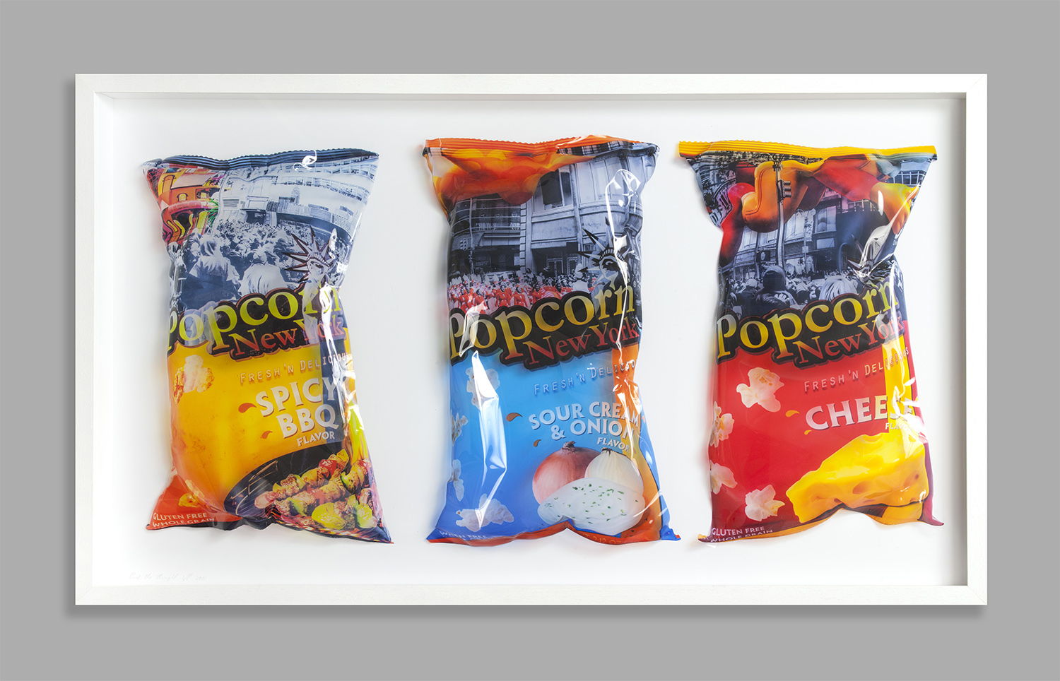 POP CORN. TRIPLE PACK. 09