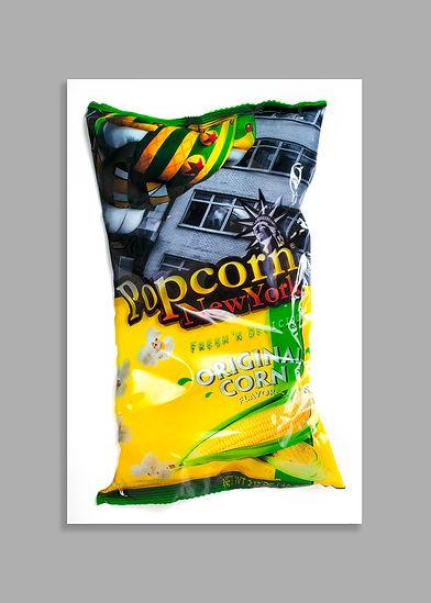 Pop Corn New York - Artist in London