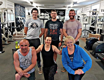 Bruno's Gym 24hour exercise challenge in support of LOROS Hospice