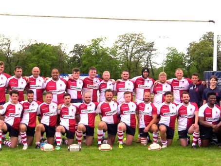 The end of another season with Warwickshire RFU