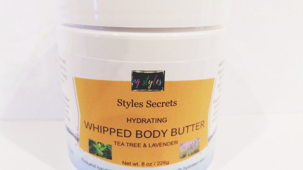 STYLES SECRETS WHIPPED BODY BUTTER.