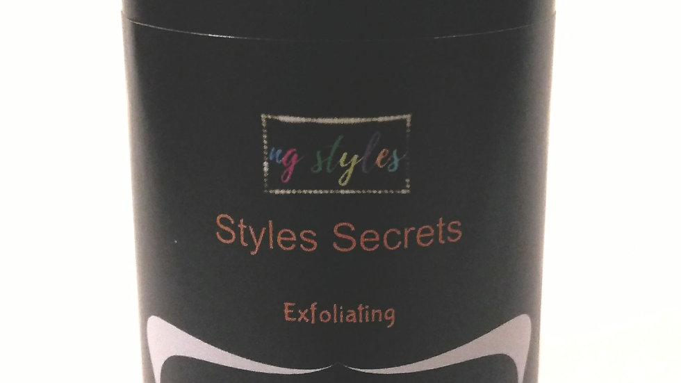 STYLES SECRETS EXFOLIATING AFTER SHAVE TONER FOR MEN