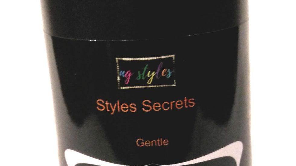 STYLES SECRETS GENTLE BODY & HAIR WASH FOR MEN