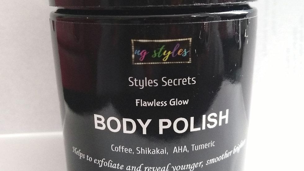 STYLES SECRETS FLAWLESS GLOW BODY POLISH