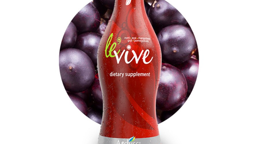 LE'VIVE RED  ANTIOXIDANT SUPPLEMENT