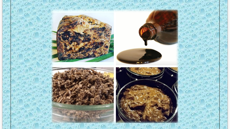 AFRICAN BLACK SOAP BOOSTING COURSE