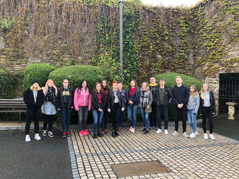 School from Brzeg May 2019