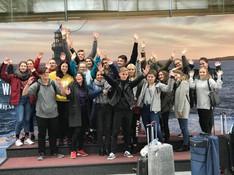 School from Polanica October 2018