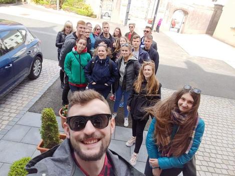 School from Szczecin May 2019