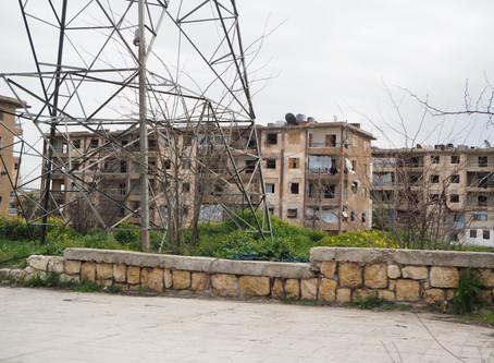 Traversée de l'enfer - Syrie