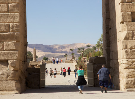The end - Egypte