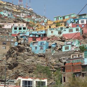 Deuxième jour à Kaboul - Afghanistan
