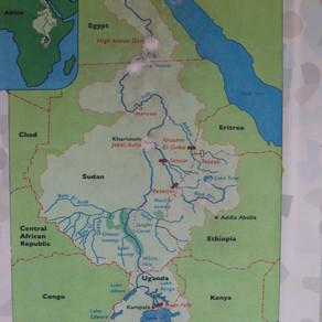 Descente du Nil en train - Egypte