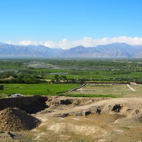 Detente à Pol-y-Sayot - Afghanistan